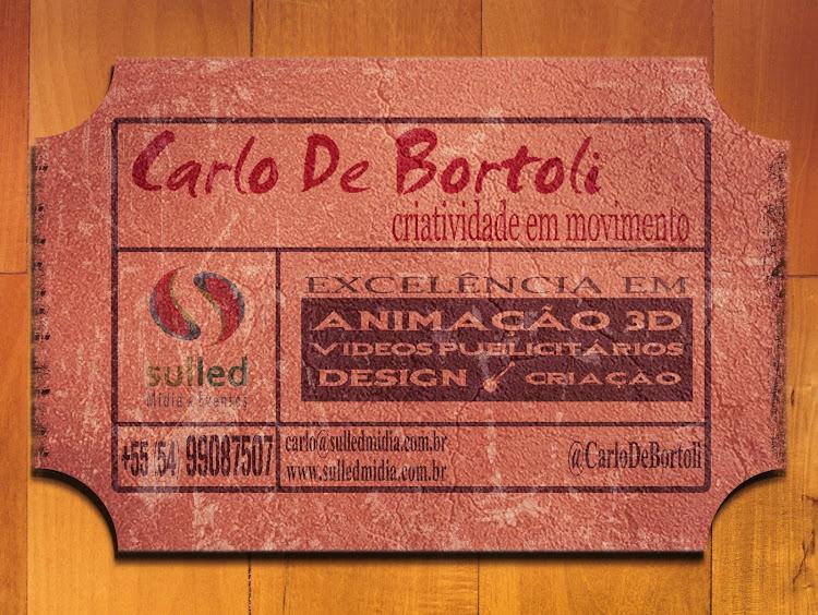 Carlo De Bortoli _ Criatividade em Movimento