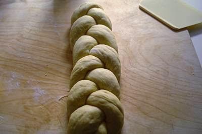 Pan brioche con gocce di cioccolato 12