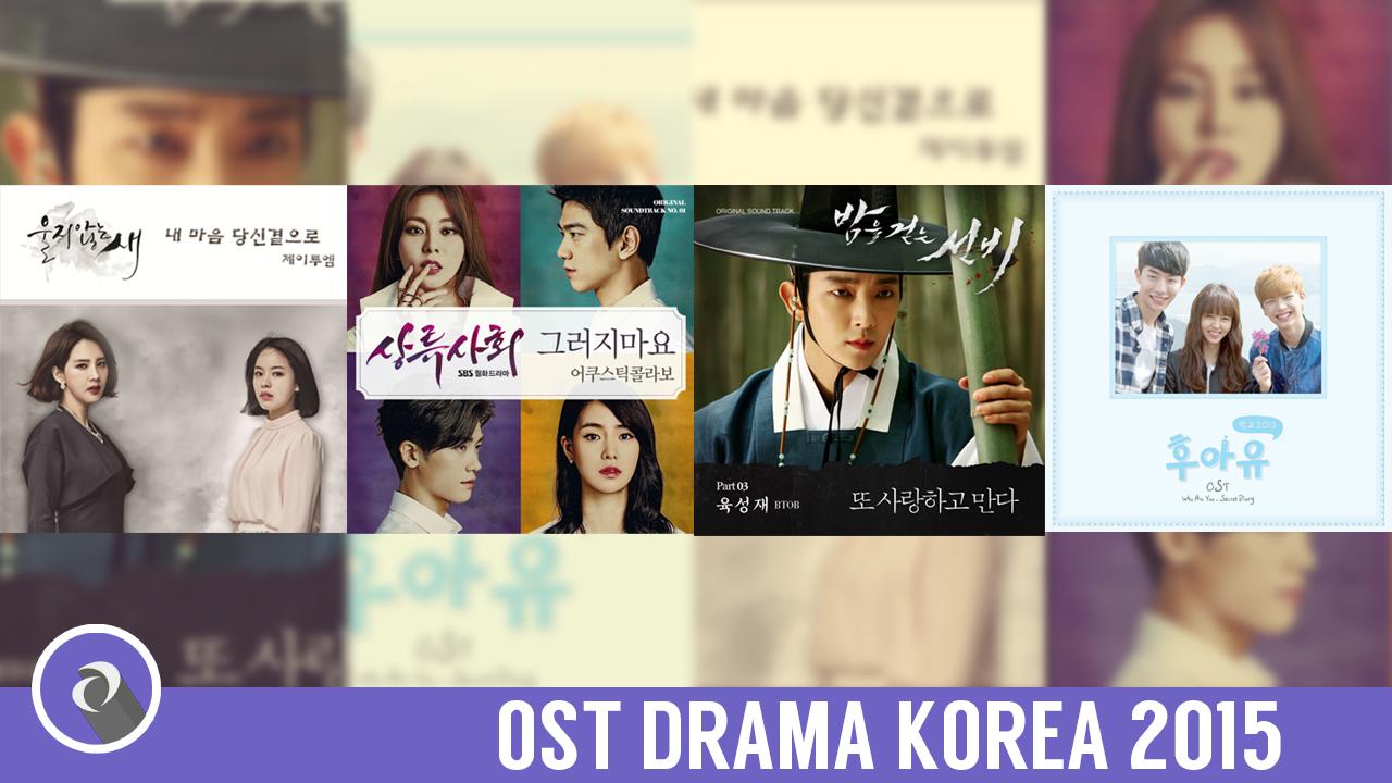 Inilah OST KDrama Terbaik Tahun 2015 Part 2   Solikul 46
