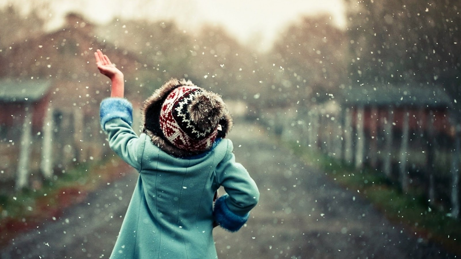 in love with rain