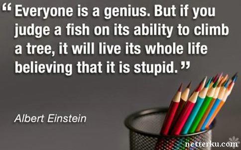 This Is Albert Einstein Quotes About Life - www.NetterKu.com : Menulis di Internet untuk saling berbagi Ilmu Pengetahuan!