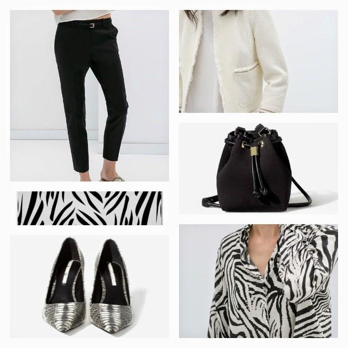 blanco y negro la combinación perfecta