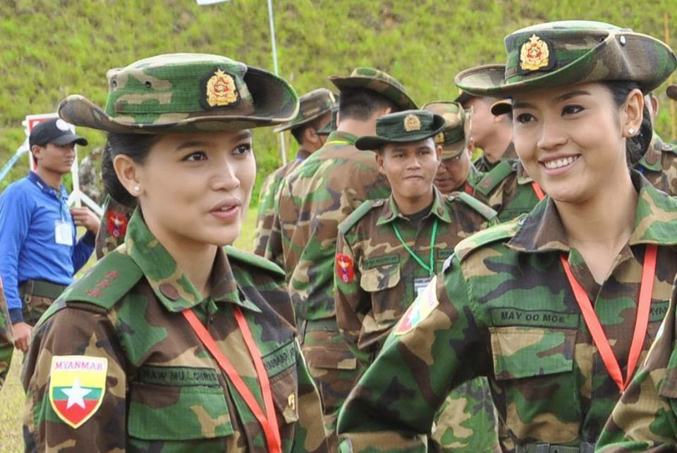 BurmeseSoldiers-FemaleOfficers.jpg
