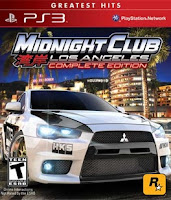 Midnight Club: Los Angeles – Complete Edition – PS3