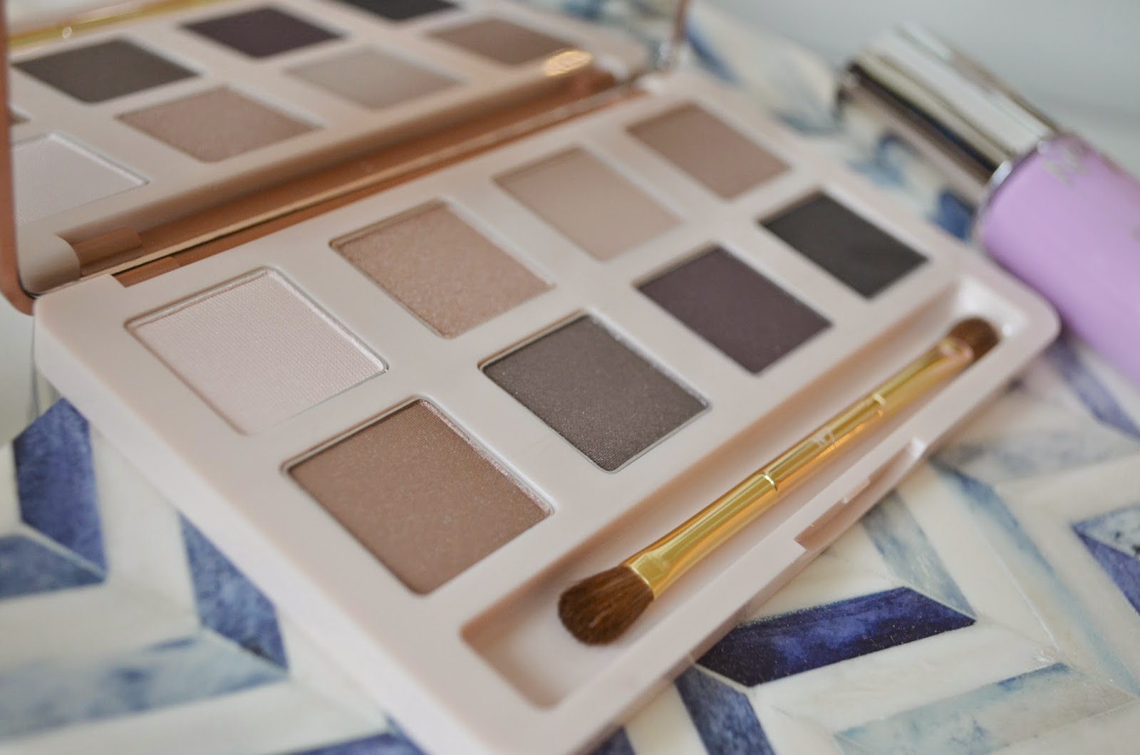 no 7 mini eye palette
