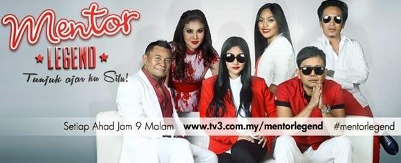 Azmil, Aina & Sarah Bakal Bersaing Di Pentas Akhir Mentor Legend, info, terkini, hiburan, sensasi, mentor legend,