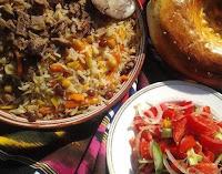 Плов по праву заслужил положение падишаха кухни узбекского народа