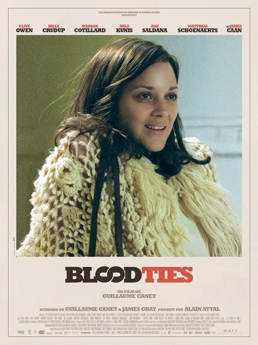 blood ties marion cotillard