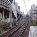 JR渋谷駅ホーム〈著作権フリー無料画像〉Free Stock Photos