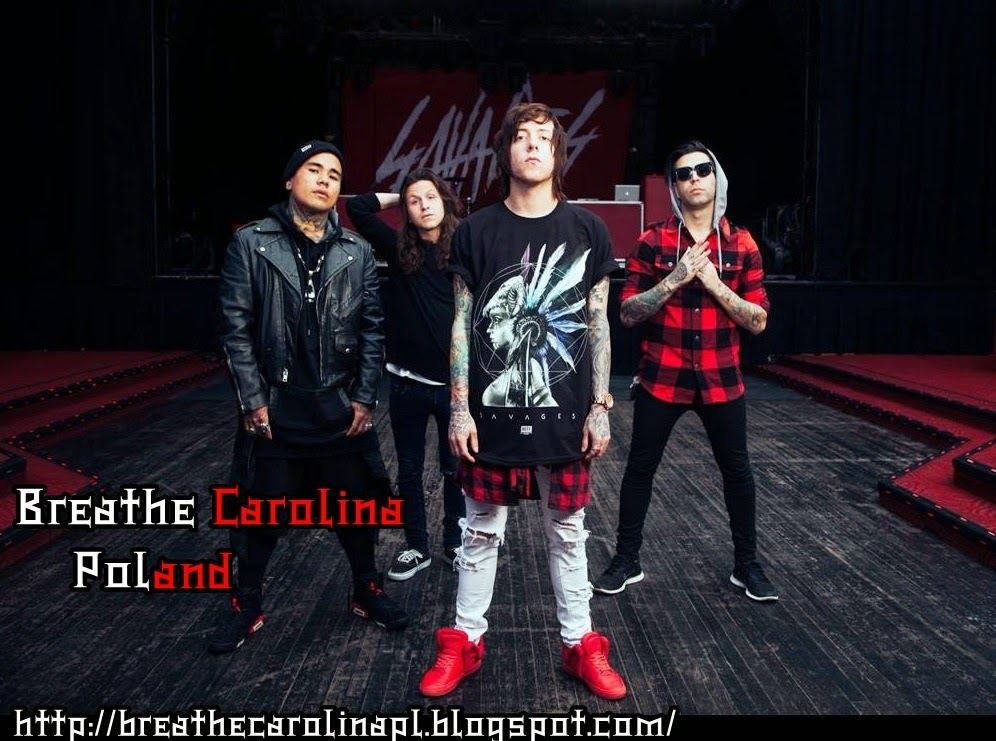 Breathe Carolina Polska