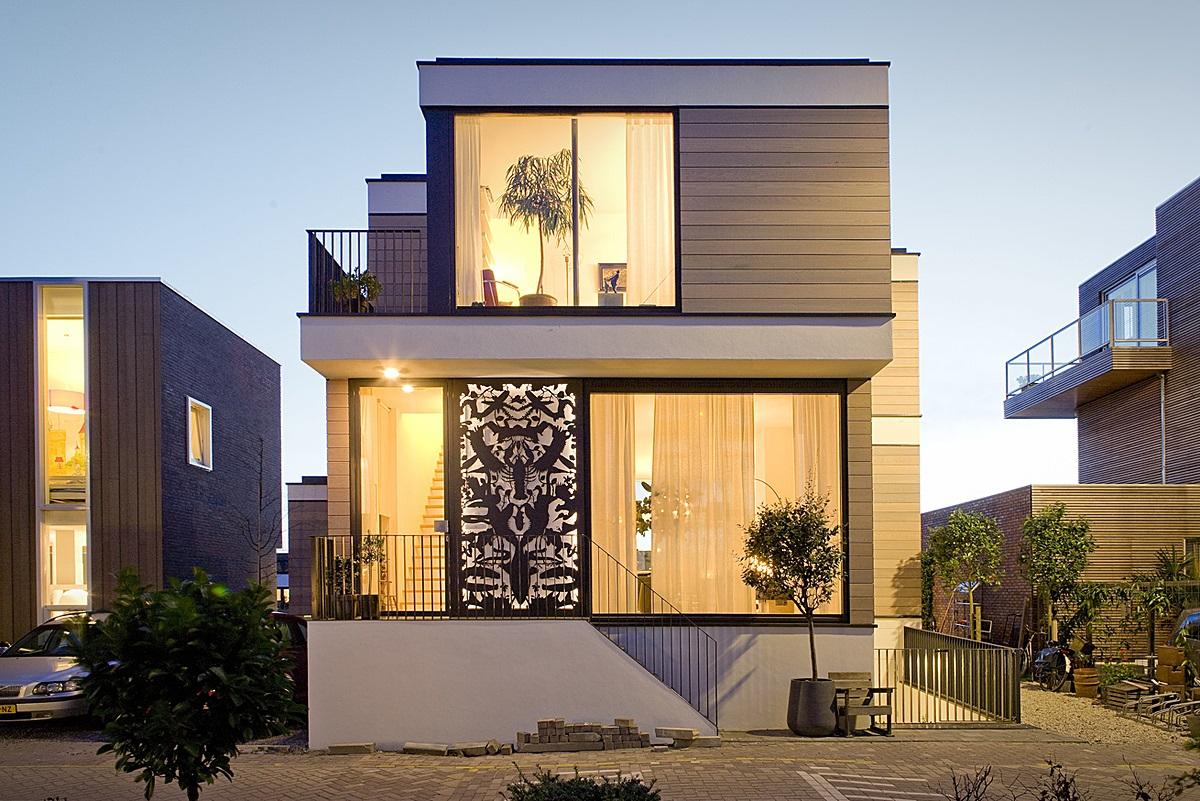 Fotos de fachadas de casas bonitas vote por sus fachadas for Fachadas casa modernas pequenas
