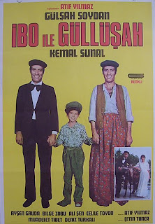 İbo İle Güllüşah (1977)