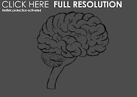 Brain Coloring Pages1