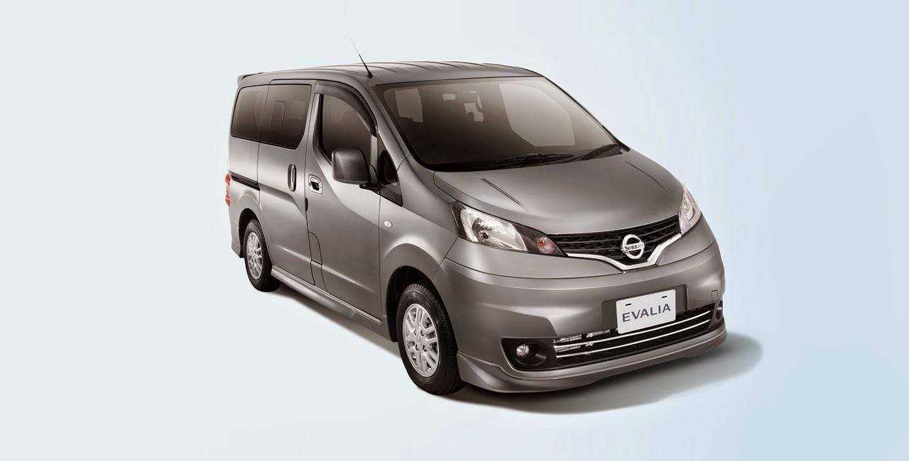 Nissan Evalia 2015