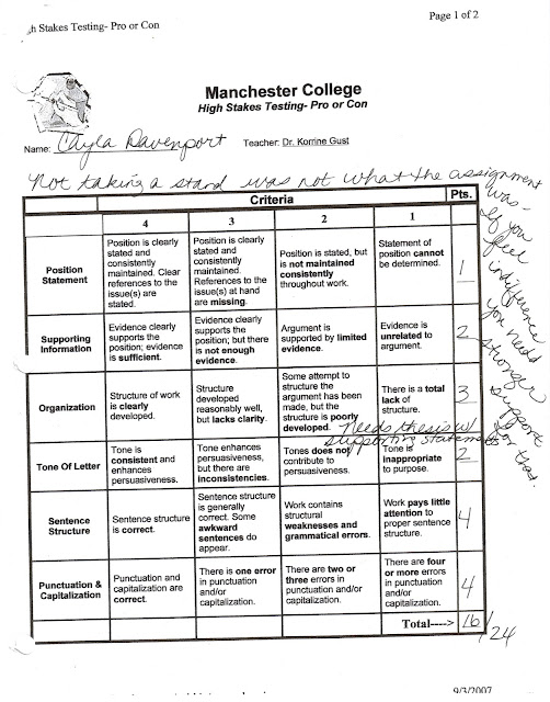 essay curriculum evaluation models