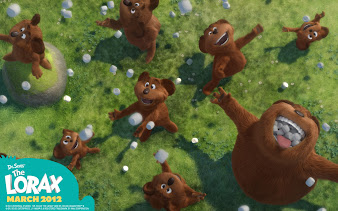 #6 The Lorax Wallpaper