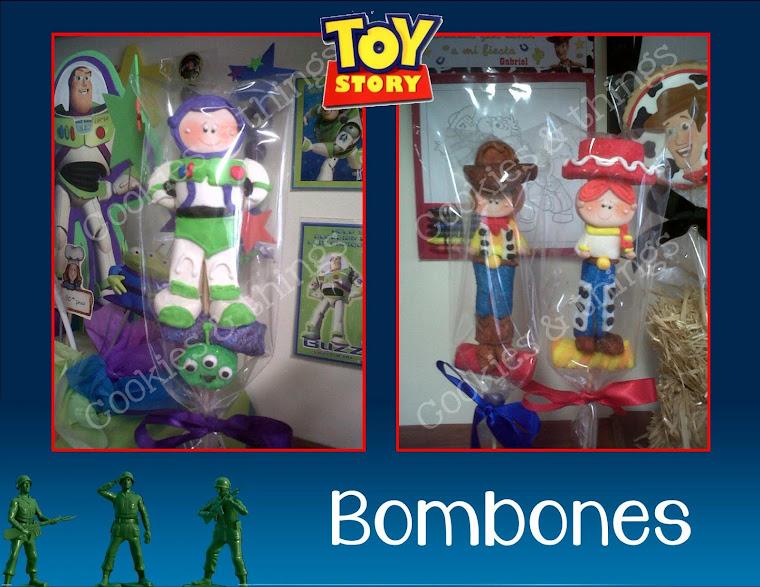 Bombones Toy Story