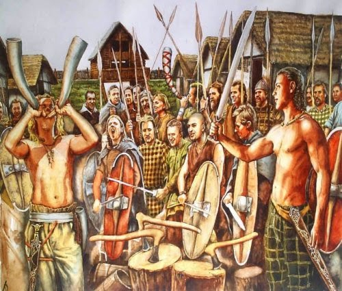 10mm wargaming gallic celtic artwork for Art and appetite american painting culture and cuisine
