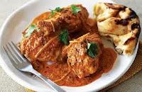 Wazwan style food.