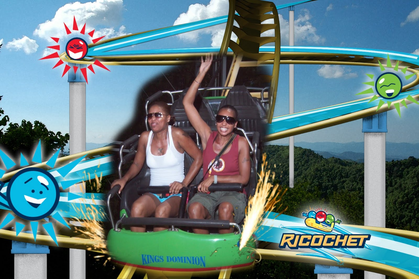 paige seven kings dominion oh yeah