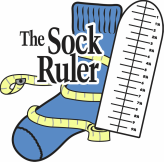 The Sock Ruler