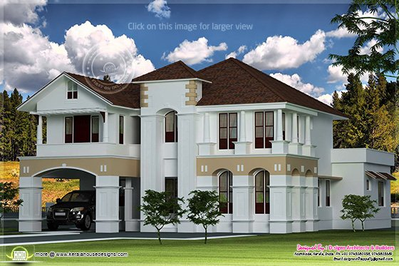 2975 sq-ft house design