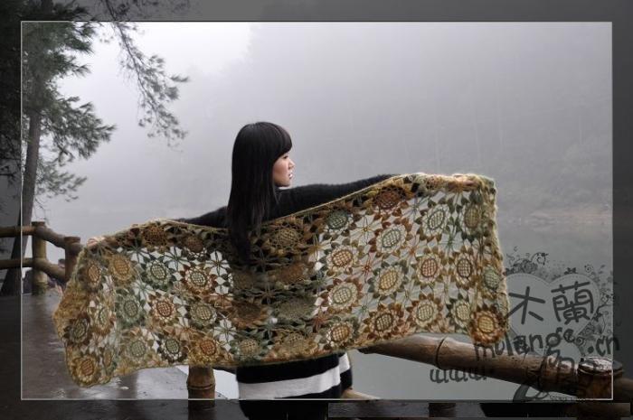 Зимняя юбка крючком - Кройка и шитье