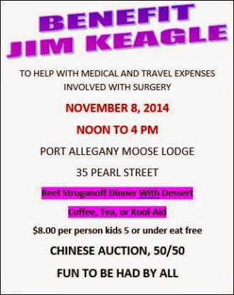 11-8 Benefit For Jim Keagle