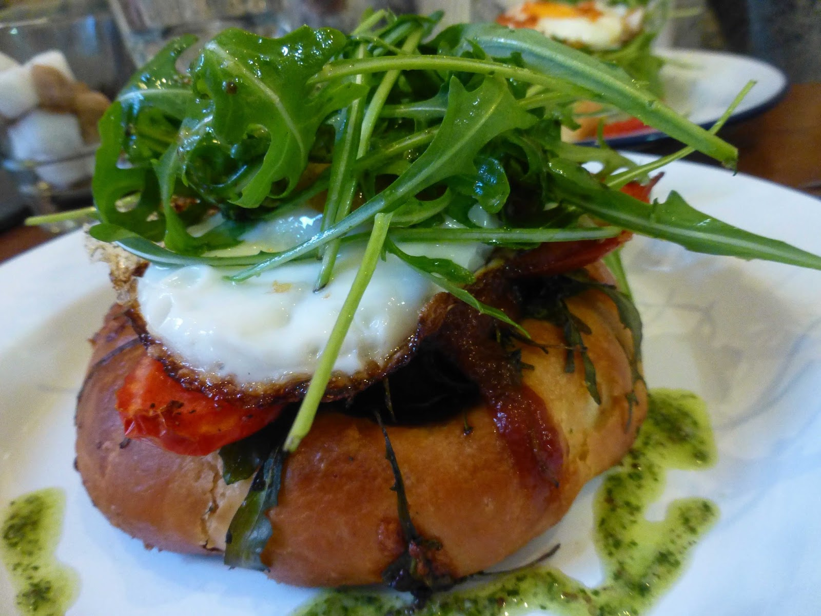 RESTAURANTS AND FOOD Ali s Kitchen Pleasures of the Bakehouse