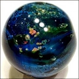 Tree of Life Meaning: Josh Simpson Art Glass Planets - A ...