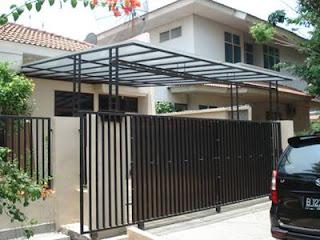 mencari contoh pagar buat rumah minmalis nah ini contoh contoh pagar ...