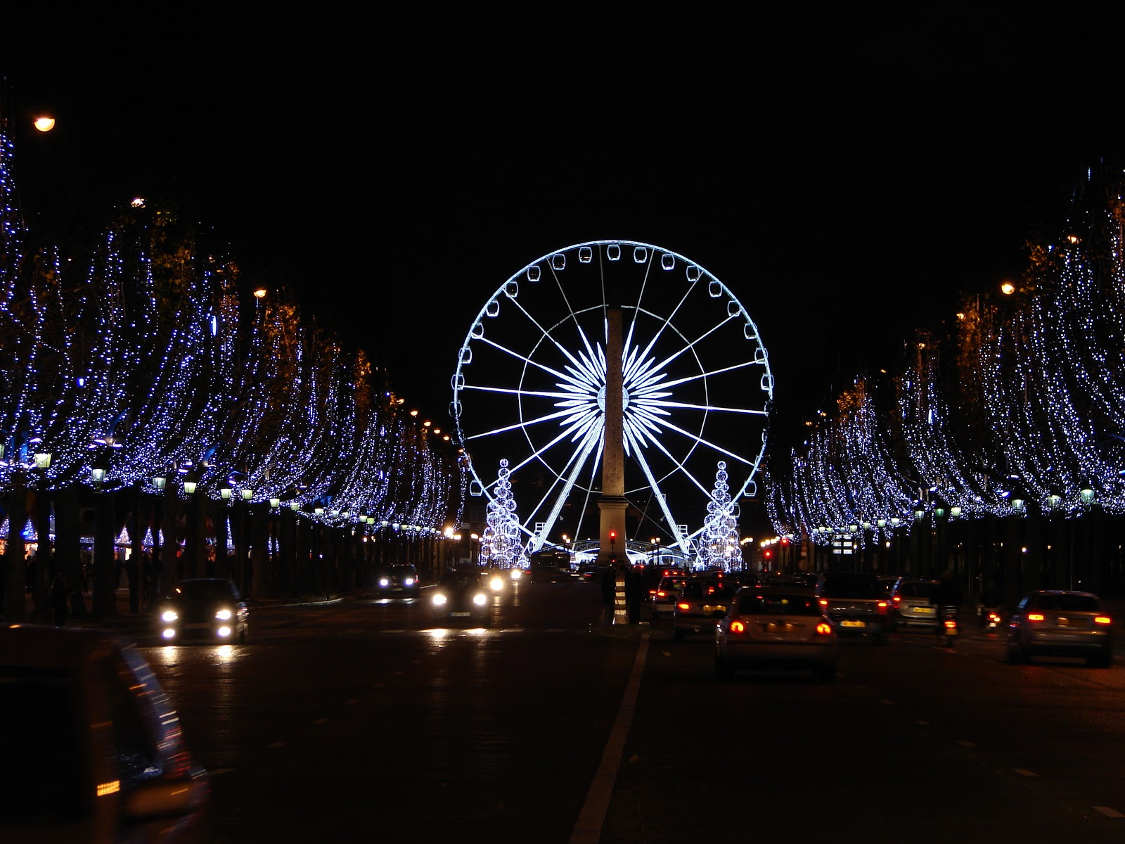 10 - Illumination de paris ...
