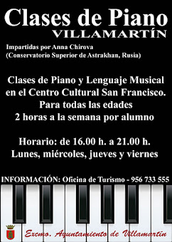 Clases de piano