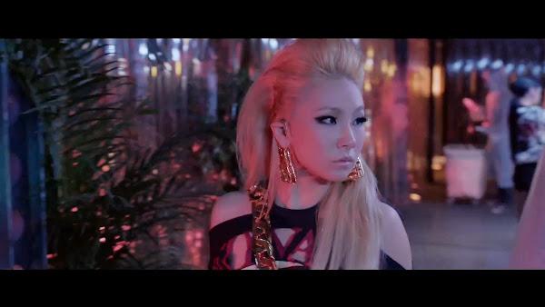 2NE1 Come Back Home CL