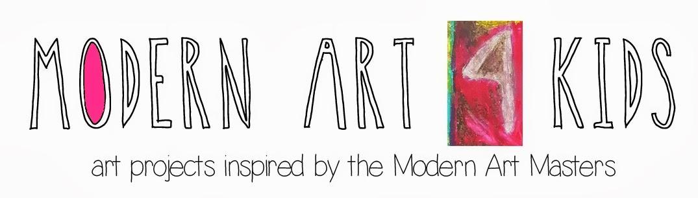 Modern Art 4 Kids