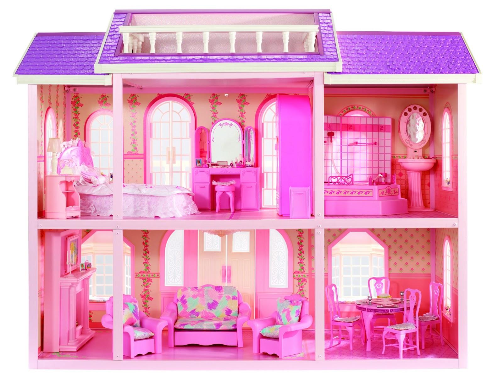 Фото домики для барби