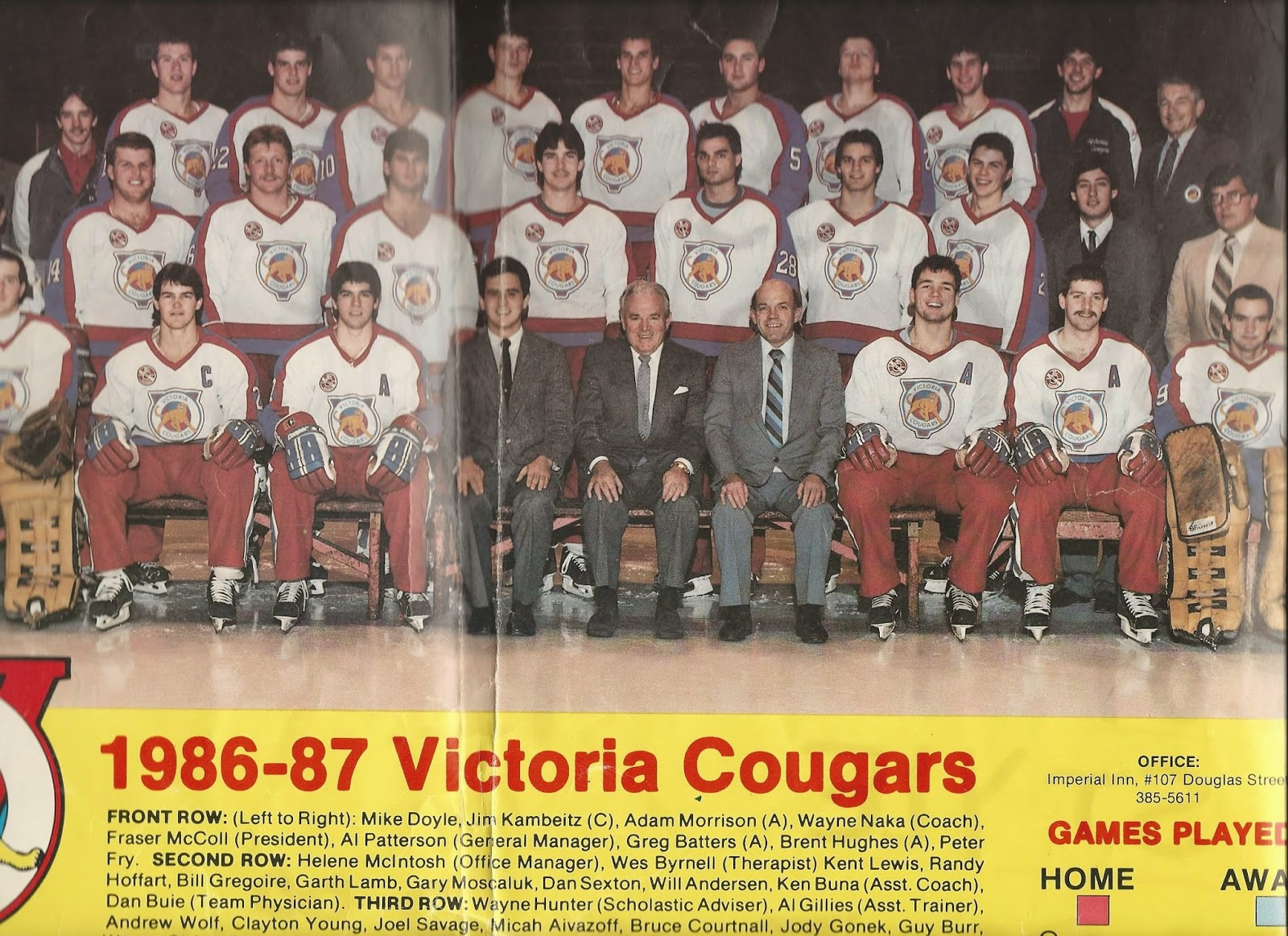 victoriacougars