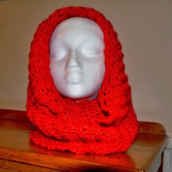 free knitted pattern  for cowl