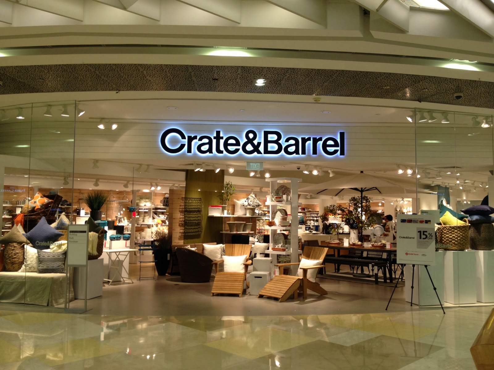 Save with Crate and Barrel coupons and promo codes for December on RetailMeNot. Today's top Crate and Barrel coupon: Up to 75% Off Clearance.