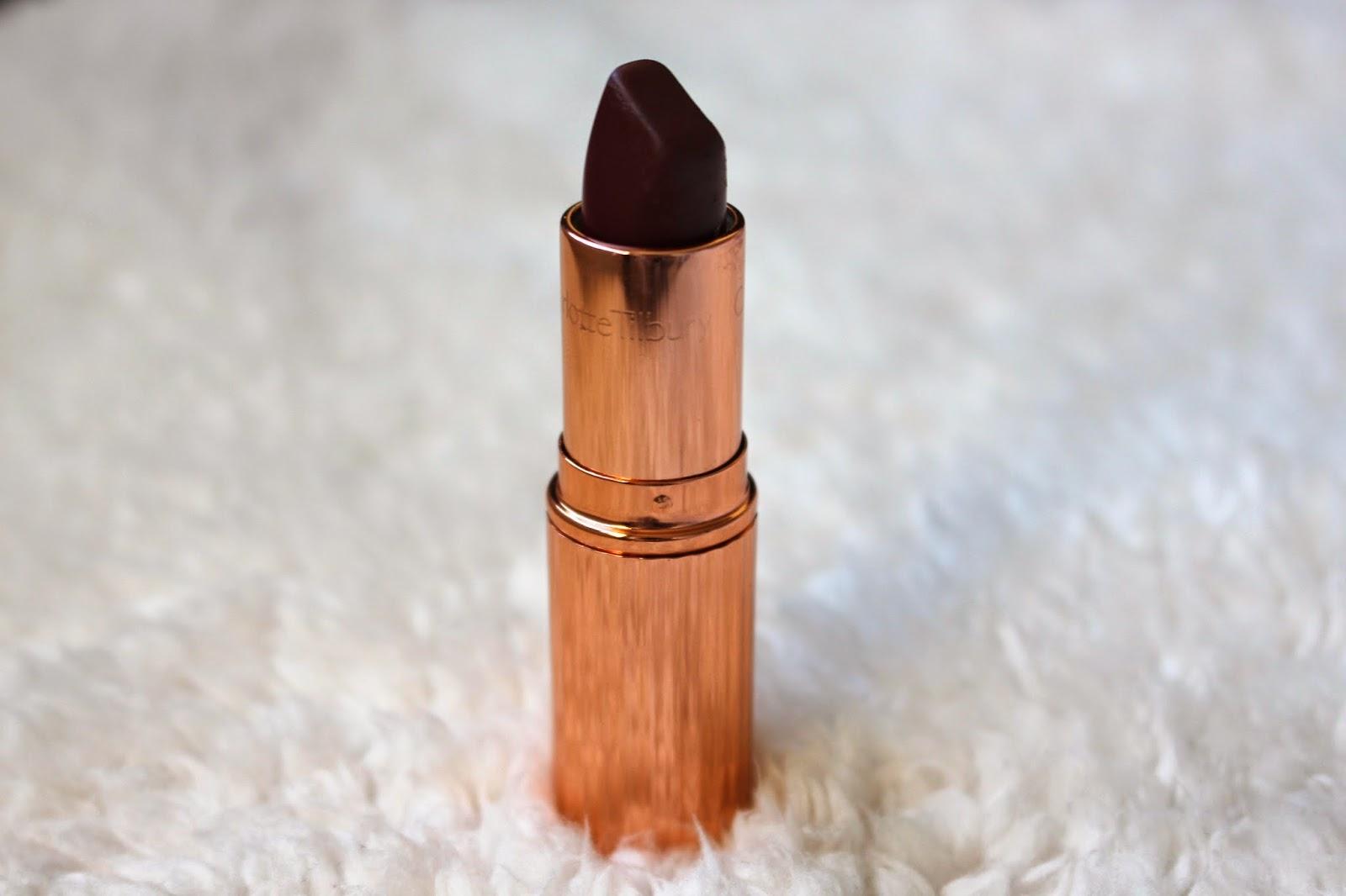 First Impression | Charlotte Tilbury - Glastonberry Lipstick