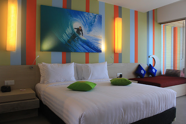 Фото: Серф отель на Бали