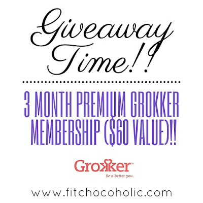 Enter to win a 3 month premium membership to Grokker!