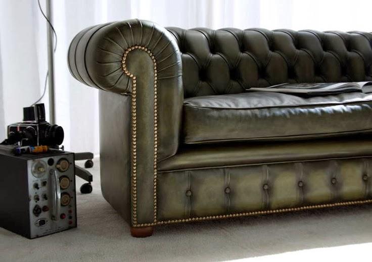 Icono interiorismo viajando con chester by icono - Sofa chester piel ...