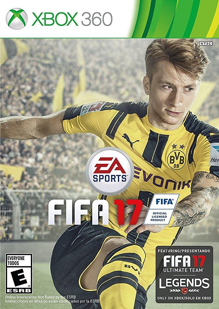 [GAMES] FIFA 17 – COMPLEX (XBOX360/Region free)