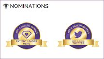 2018 WEGO Health Awards Nominee