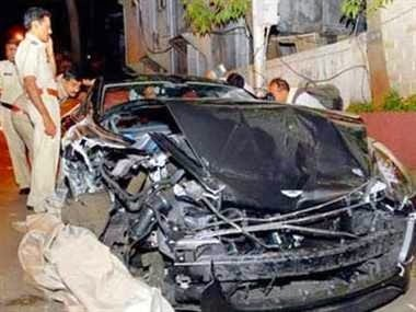 Mukesh Ambani S Son Allegedly Kills  In A Car Accident