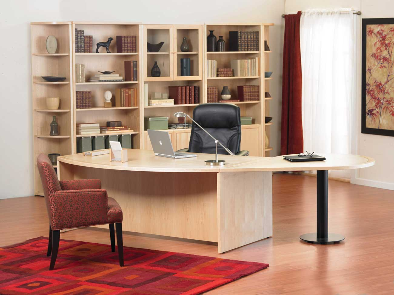 Home Office Furniture Designs Ideas.