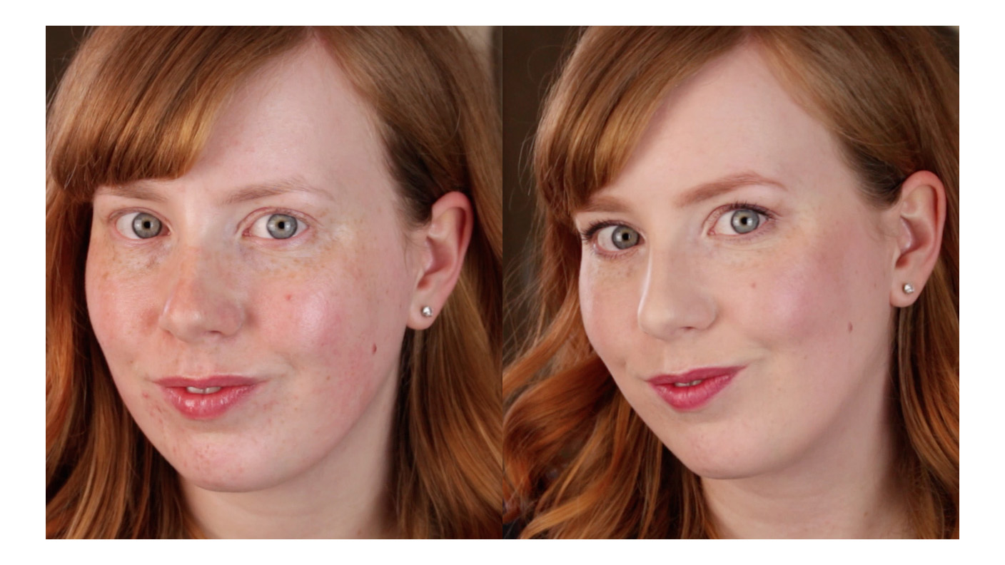 Full Coverage Foundation Routine for Pale Skin Revlon Colorstay