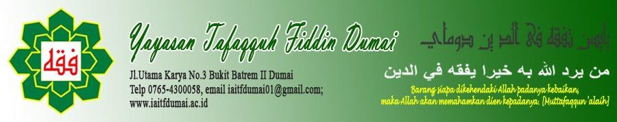 Yayasan Tafaqquh Fiddin
