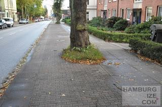 Veloroute 8 - Lohbrügger Landstraße